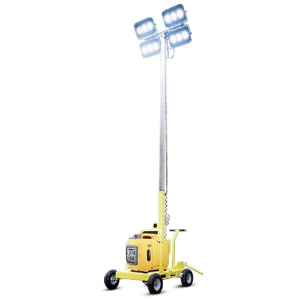 Evo Lt600 Led I 600w Mobile Lighting Tower